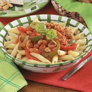 Sausage Marinara Sauce Recipe