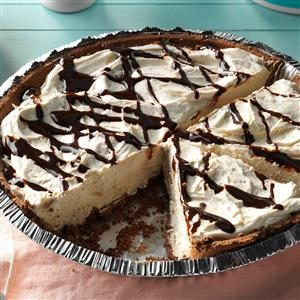 Frosty Peanut Butter Pie Recipe