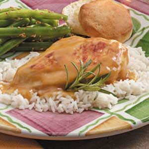 Healthy Honey Mustard Chicken Recipe