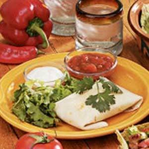 Taco Burritos Recipe