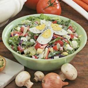 Creamy Lettuce Salad Recipe