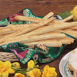Butter Dip Breadsticks Recipe