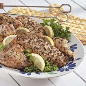 Herb Fryer Chicken Recipe