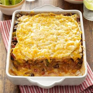 Taco Lasagna Recipe