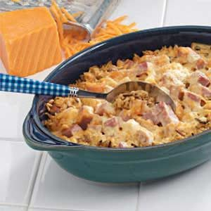 Ham Chicken Casserole Recipe