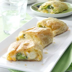 Floret Cheese Strudel Recipe