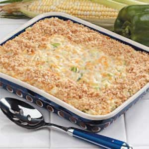 Shoepeg Corn Casserole Recipe