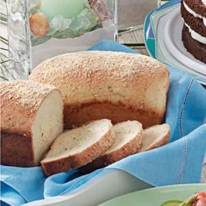 Italian Mini Loaves Recipe