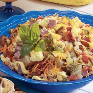 Skillet Scramble Recipe
