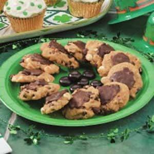 Chocolate Chip Mint Cookies Recipe
