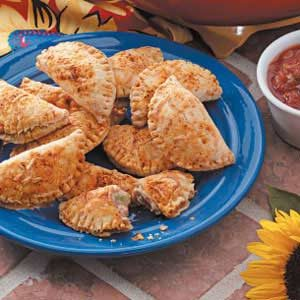 Pinto Bean Turnovers Recipe