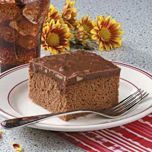 Cocoa Cola Cake Recipe