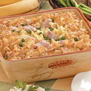 Tuna Noodle Casserole for Two Recipe