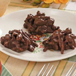Chocolate Chow Mein Clusters Recipe