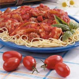 Chicken Italian Recipe
