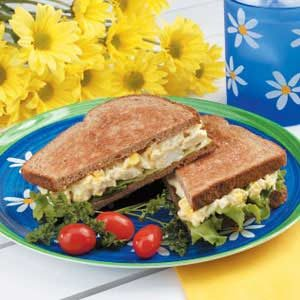 Special Egg Salad Recipe