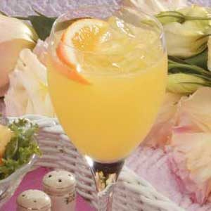 Lemonade with Orange Recipe