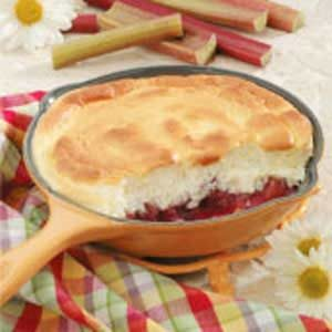 Rhubarb Puff Recipe
