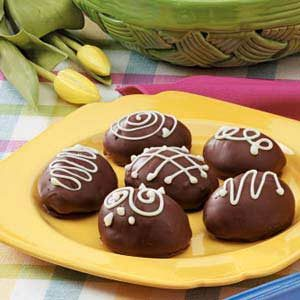 Marshmallow Easter Eggs Recipe
