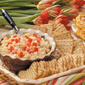 Cheesy Corn Spread Recipe