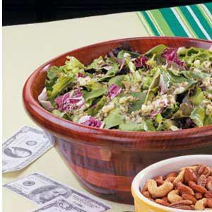Greenback Salad Recipe