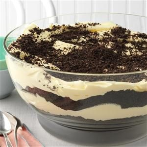 Dirt Cake Recipe Trifle Bowl Pay dirt cake recipe taste of home