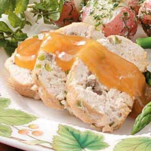 Mini Turkey Loaf Recipe