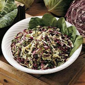 Spinach Slaw Recipe