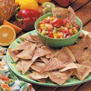 Five-Fruit Salsa Recipe