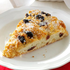Cherry Chip Scones Recipe