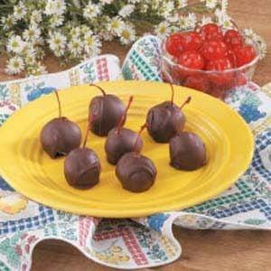 Chocolate Cherries Recipe