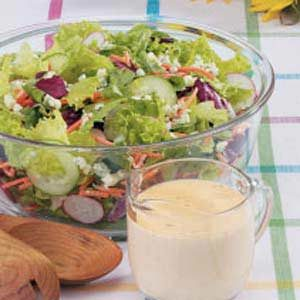 Home-Style Salad Dressing Recipe
