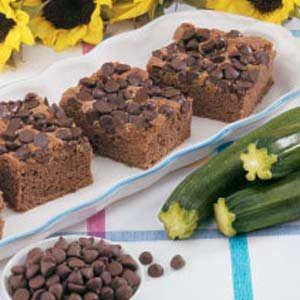 Zucchini Chip Snack Cake Recipe