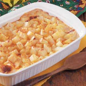 Au Gratin Party Potatoes