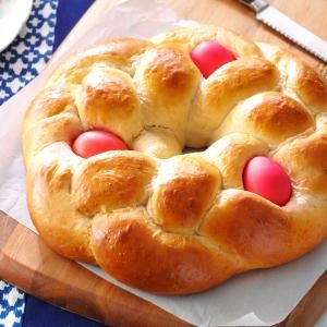 19 Easter Bread Recipes