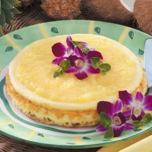 Hawaiian Cheesecake Recipe