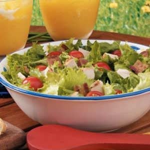 Club Salad Recipe
