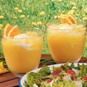 Orange Cream Slush Recipe