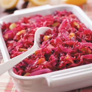 Red Cabbage Casserole Recipe