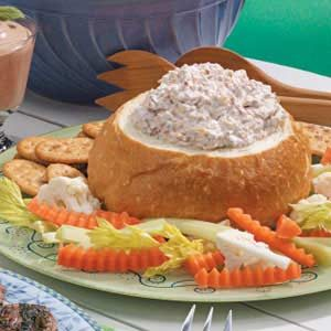 Bread Bowl Appetizer Recipe