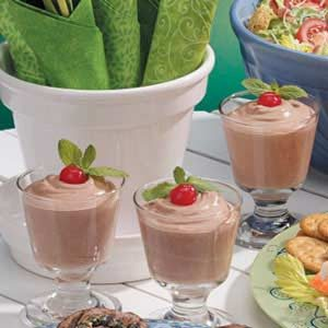 Creamy Chocolate Mousse Recipe