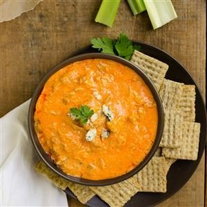 Howling Buffalo Chicken Dip Recipe