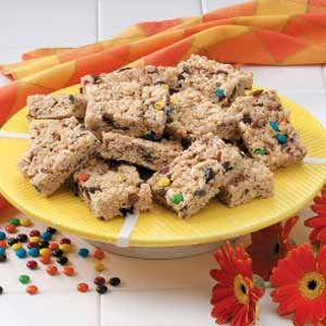 Cereal Cookie Bars Recipe