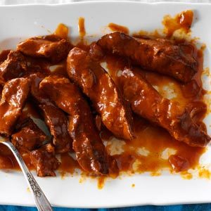 Sweet and Savory Ribs Recipe