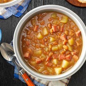 Ham and Bean Stew
