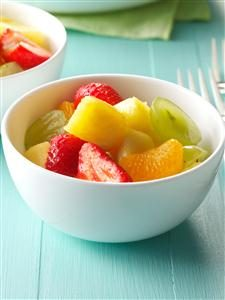 Sparkling Fruit Salad Recipe