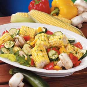Summer Vegetable Medley Recipe