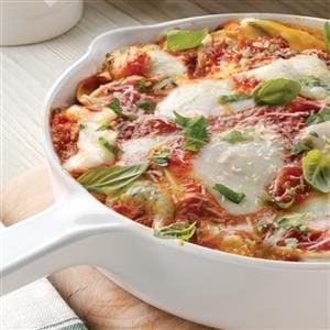 Galbani Skillet Lasagna Recipe