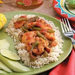 Lemon-Pepper Rice Recipe