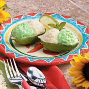 Lime Sundaes Recipe